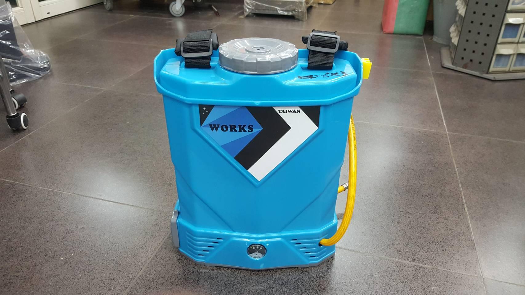 TC-08背負式鉛酸充電噴霧機