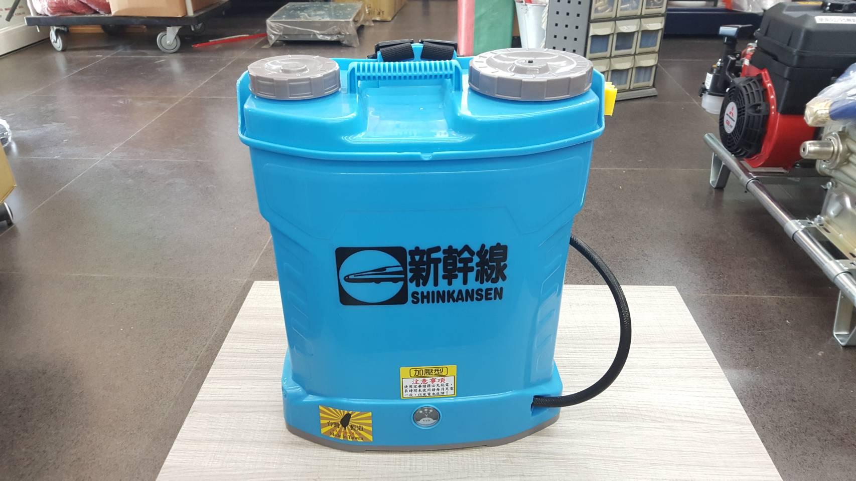 TC-20背負式鉛酸充電噴霧機