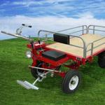 SL-300T皮帶惰輪式驅動系列-民生車